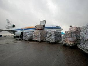 В Азербайджане вырос объём грузоперевозок воздушным транспортом