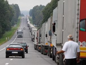 Процедура грузоперевозок Россия – Литва, а также Россия – Латвия усложнится