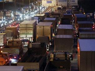 На дорогах Москвы станет свободнее