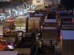 Проблемы международных грузоперевозок через Москву