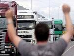 Большие налоги на доставку грузов из франции